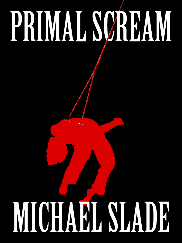 E book cover Primal Scream
